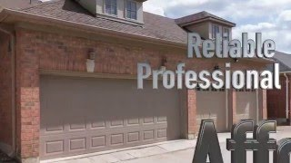 Residential Garage Door Repair, Replacement, Parts & Service In Modesto, CA (209) 353-9600