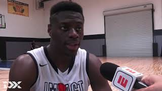 Rawle Alkins 2018 Pre-Draft Interview and Workout