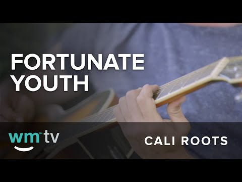 Fortunate Youth Acoustic With Dan Kelly  Cali Roots Reggae Music Festival 2016 in Monterey, CA