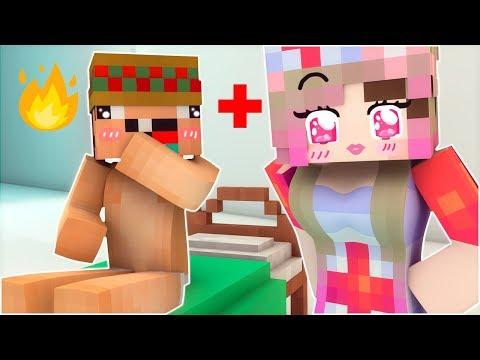 😳ME CONVIERTO EN UNA ENFERMERA SEXY 🔥 Minecraft Roleplay