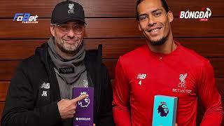 Bản tin BongDa ngày 12.1 | Liverpool giành cú đúp danh hiệu