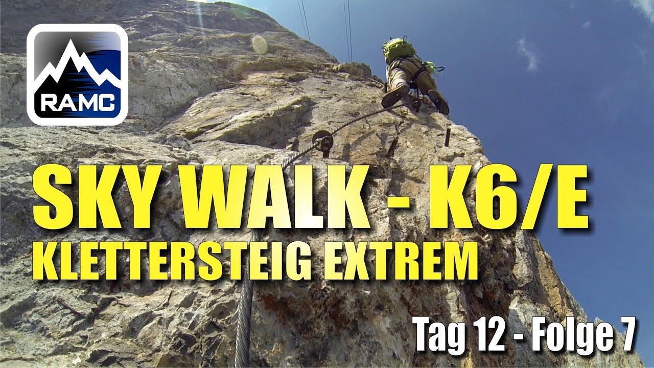 Klettersteig Rating : Sky walk klettersteig dachstein extrem abenteuer alpin 2013 12.7