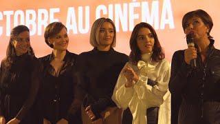 Papicha - Mounia Meddour, Shirine Boutella, Lyna Khoudri (UGC Les Halles, 01/10/2019)