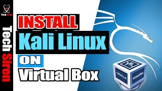 Install kali linux on virtual box