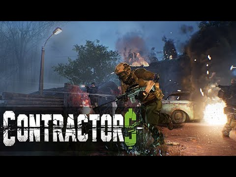 Contractors VR Launch Trailer thumbnail