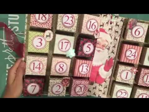 A 'Nostalgia' Advent Calendar Tutorial