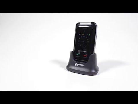 Großtasten-Handy Geemarc CL8500