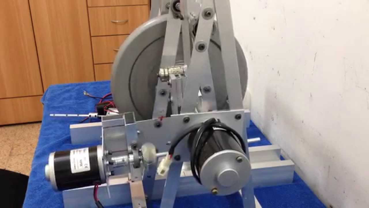 The sound of Magnetic System flywheel energy storage or free energy ...