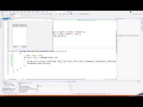 C# ГПИ(17.02.21) - Multiple Forms, Menus And SDI U0026 MDI