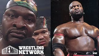 Stevie Ray - Why Ahmed Johnson Never Came Back to WWE