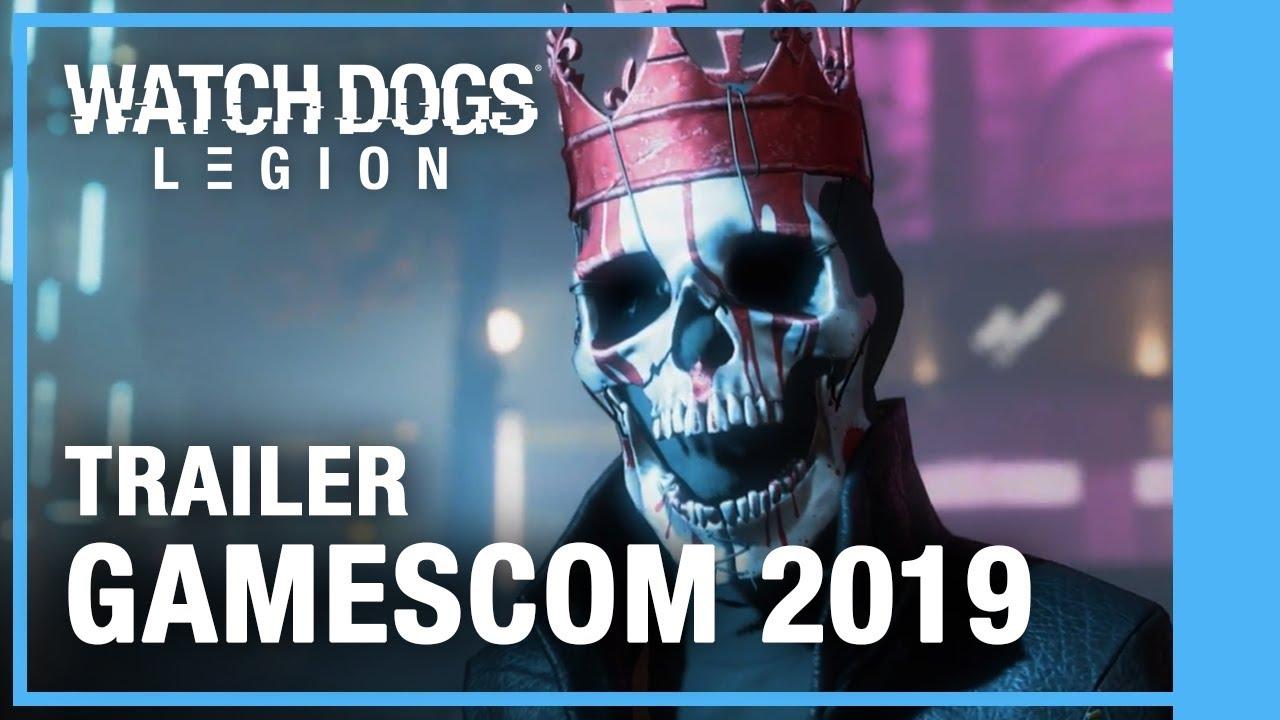 Watch Dogs Legion - Trailer Gamescom 2019