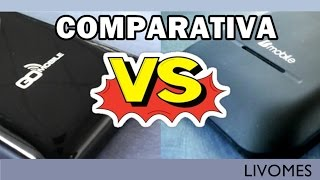 comparativa go 775 vs bmobile ax512