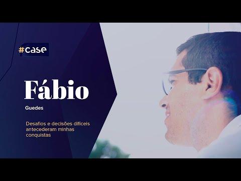 Fabio Guedes - História, lições e superações.