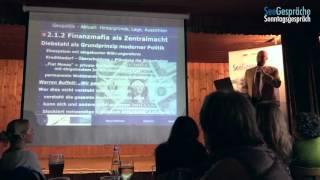 Christoph Hörstel - Thema GEOPOLITIK BRANDAKTUELL - beim Seegespräche Sonntagsgespräch