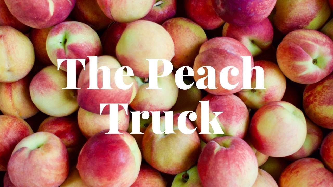 The Peach Truck Review | How to Freeze Peaches