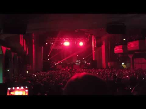 Waltzinblack & The Raven - The Stranglers. O2 Academy - Glasgow. 11/03/17