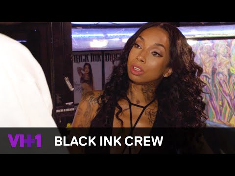 Black Ink Crew | Sassy & Caeser Clear the Air | VH1