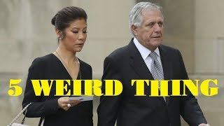 5 Weird things about Julie Chen and Les Moonves' marriage
