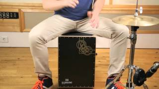 61294 Smooth Poly Brush - on Cajon
