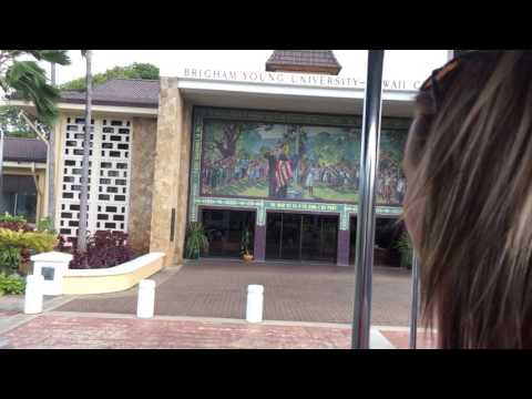 5162017 #15 bus tour of BYU Hawaii campus