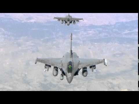 French Airstrike Video (Iraq 2014) ISIS Tells Followers to Attack US & French citizens