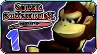 Super Smash Bros. Melee (PART 1) - We've Got the Giggles