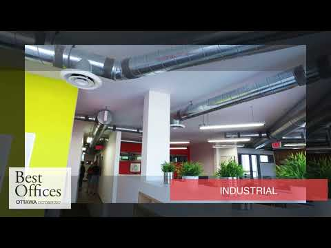 Best Offices Ottawa 2017 - 2018 - Industrial