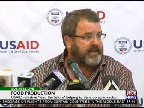 Food Production - Business Live on Joy News (22-3-17)