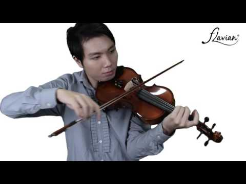 Flavian K-3 violin - Runaway (The Corrs)