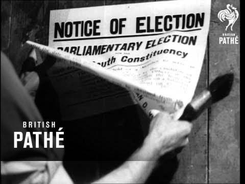How Britain Votes  Reel 4 (1951)