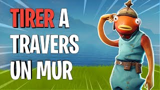 [GLITCH] TIRER A TRAVERS A MUR ON FORTNITE