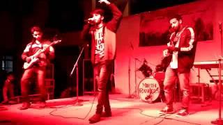 Hum Kis Gali  (Atif aslam) live By NaQsh The Band