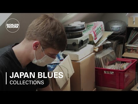 Japan Blues - Boiler Room Collections