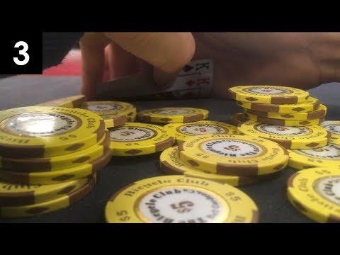 12+ Pocket Pairs at the Bike!!! $2/$3 NLH | Poker Vlog #3