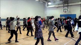 Cha Cha Fever 2! (Demo by MOTT Line Dance Class)