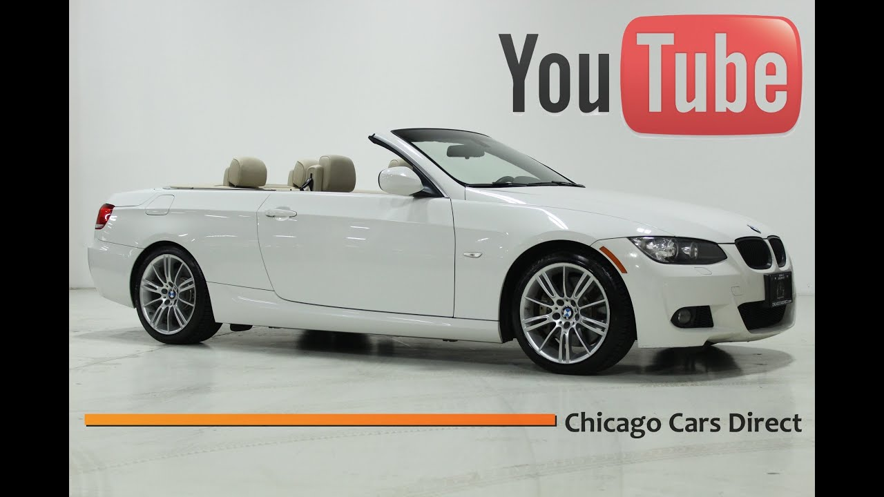 Chicago Cars Direct Presents a 2010 BMW 335i Convertible M Sport