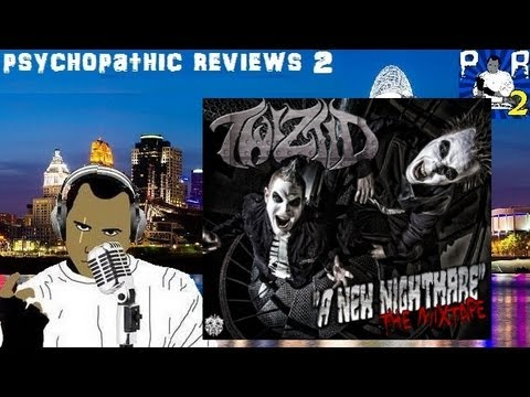 Twiztid - A New Nightmare (Review) HD