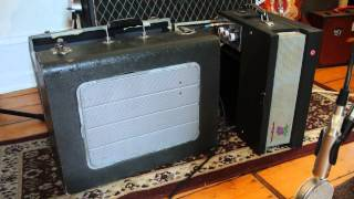 Soaringtortoise Electronics Jr.college Tube Amp W/ Extension Speaker