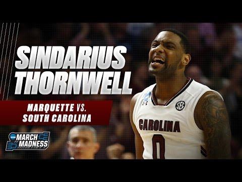 South Carolina's Sindarius Thornwell scores 29 to power Gamecocks