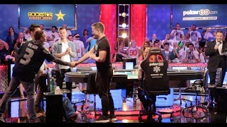 2018 WSOP Final Table Day 8 Main Event Hype
