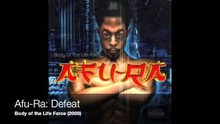 Afu-Ra - Defeat (2000)
