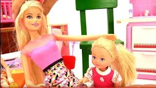 Кукла Барби и ее дочки. Приключения Барби - Мультики для девочек