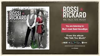 """Francis Rossi & Hannah Rickard """"But I Just Said Goodbye"""" Official Song Stream - new album out now"""