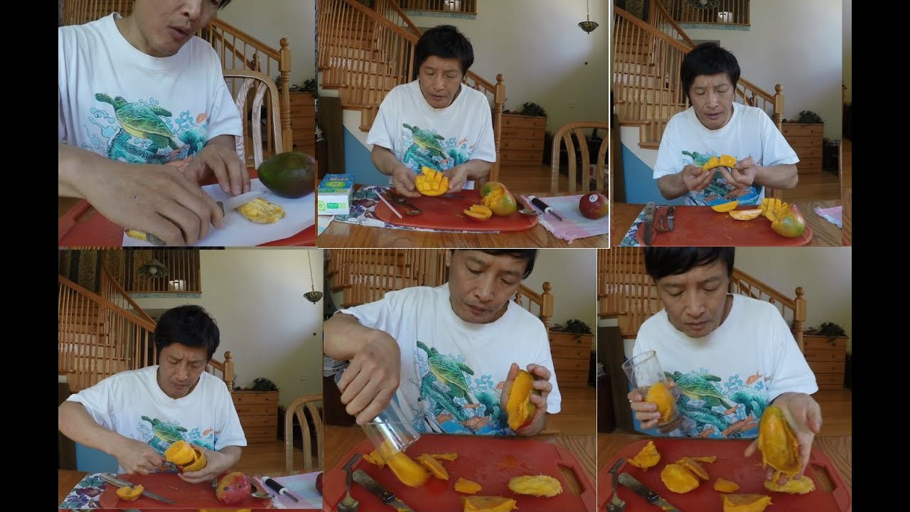 Top 6 Methods To Cut And Eat A Mango
