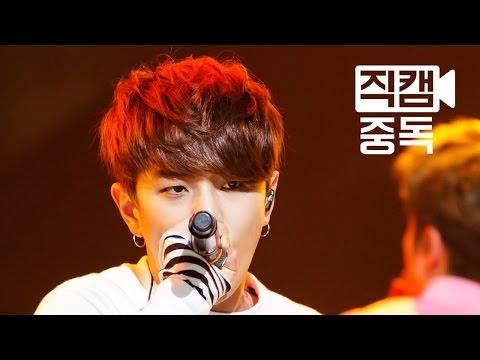 Fancam Kim Dong Hyuk of iKON아이콘 김동혁 WHAT'S WRONG왜 또 @M COUNTDOWN_160107 EP.88