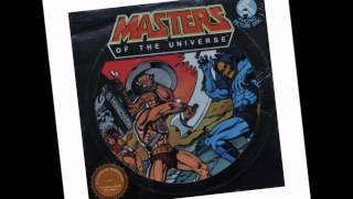 He-Man And The Masters Of The Universe (Side 1)