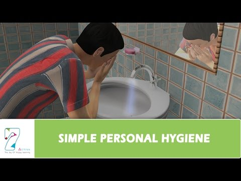 SIMPLE PERSONAL HYGIENE