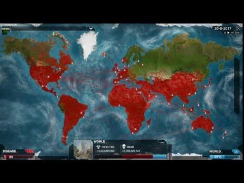 Zika Virus Outbreak 2016 Simulation