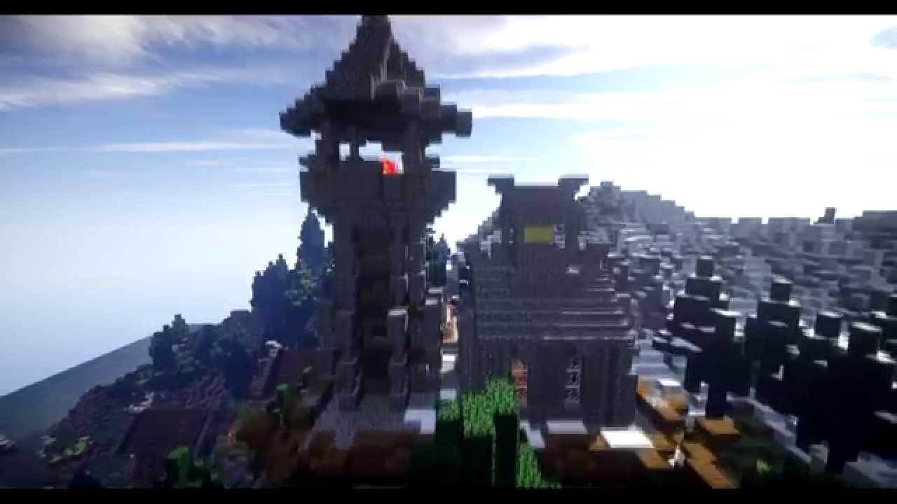 Minecraft Viking Village DOWNLOAD YouTube - Minecraft wikinger hauser
