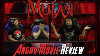 Mulan (2020) Angry Movie Review - IT'S NOT GOOD!